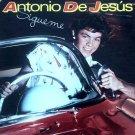 ANTONIO DE JESUS - Sigueme (1984) - Cassette Tape
