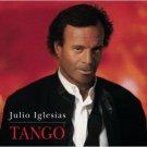 JULIO IGLESIAS - Tango (1996) - Cassette Tape