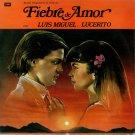 LUIS MIGUEL Y LUCERITO - Fiebre De Amor (1998) - Cassette Tape