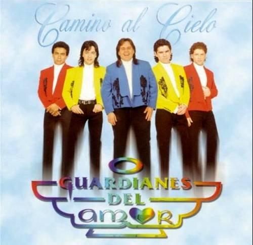 GUARDIANES DEL AMOR - Camino Al Cielo (1995) -Cassette Tape