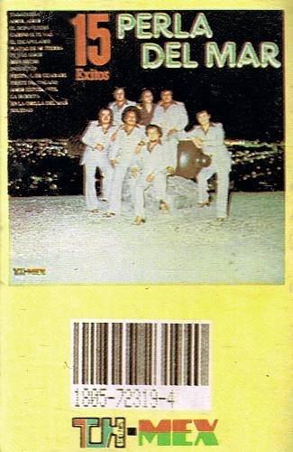 PERLA DEL MAR - 15 Exitos (1984) - Cassette Tape