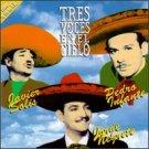 JAVIER SOLIS, JORGE NEGRETE Y PEDRO INFANTE - Tres Voces En El Cielo (1995) - Cassette Tape