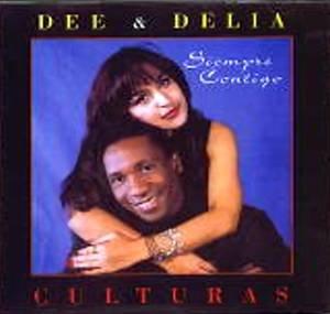 DEE & DELIA / CULTURAS - Siempre Contigo (1995) - Cassette Tape