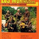 LOS MONTAÑESES DE MONTERREY - 15 Exitos - Cassette Tape