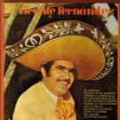 VICENTE FERNANDEZ - Vicente Fernandez (1978) - Cassette Tape