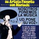 CANTE COMO SU ARTISTA FAVORITO - Con Mariachi Vol. 2 (1985) - Karaoke Tape