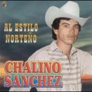 CHALINO SANCHEZ - Al Estilo Norteño (1999) - CD