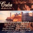 VARIOS ARTISTAS - Cuba: The Golden Era (2002) - CD