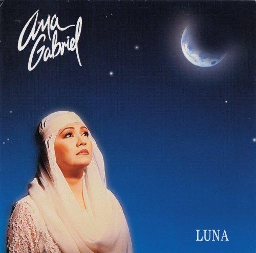 ANA GABRIEL - Luna (1993) - CD