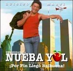 NUEBA YOL - Soundtrack De La Pelicula (1995) - CD