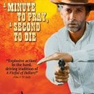 A MINUTE TO PRAY, A SECOND TO DIE (1968) - DVD