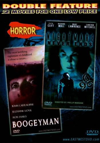 BOOGEYMAN / NIGHTMARE NEVER ENDS - DVD