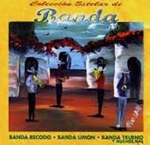 VARIOS ARTISTAS - Coleccion Estelar De Bandas (1998) - CD