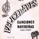 Canciones Navideñas Para Piano (1977) - 8 Songs