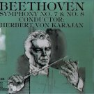 BEETHOVEN SYMPHONY No.7 & 8 (1993) - CD (1993)