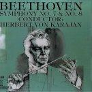 BEETHOVEN SYMPHONY No.7 & 8 (1993) - CD (1993)