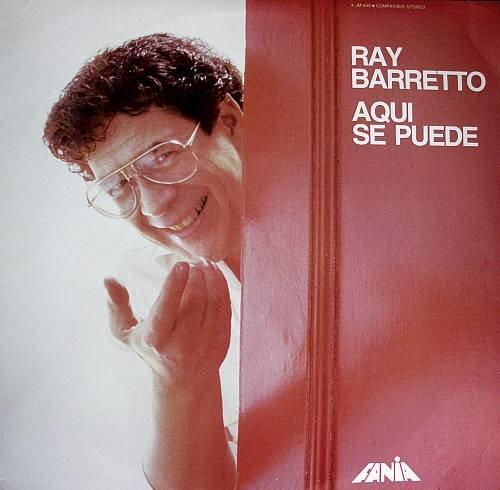 RAY BARRETTO - Aqui Se Puede (1987) - LP