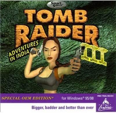 Tomb Raider III Adventures in India - Computer game