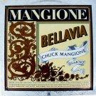CHUCK MANGIONE - Bellavia (1975) - LP