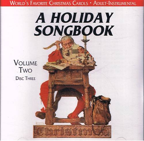 A HOLIDAY SONGBOOK - Volume Two Disc Three (1994) - CD