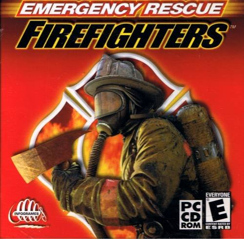 Emergency Rescue: Firefighters by Atari  (1999) - PC CD Rom