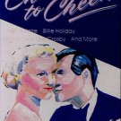VARIOUS ARTIST - Cheek To Cheek - Cassette Tape