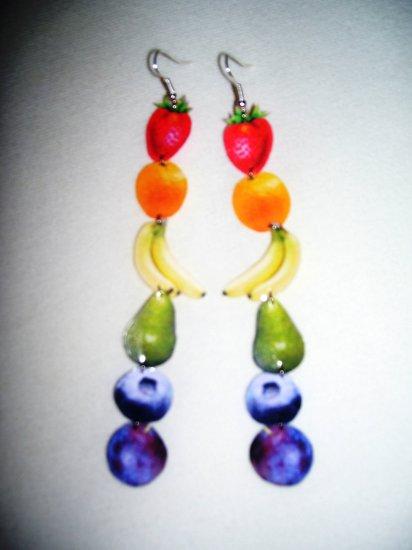 rainbow of fruit
