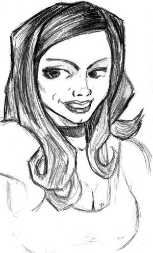 Sketch -- 11 By 17 -- Unframed