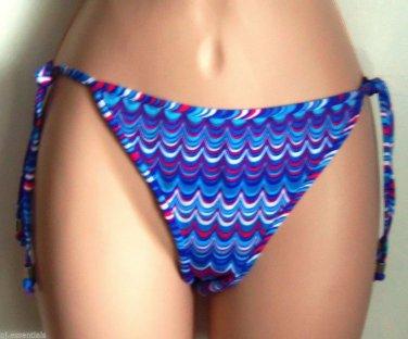 Freya Waves Tie-Side Briefs Blue Size S, XS, XL - BNWT