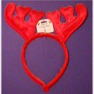 Christmas Xmas Reindeer Antlers with Aliceband