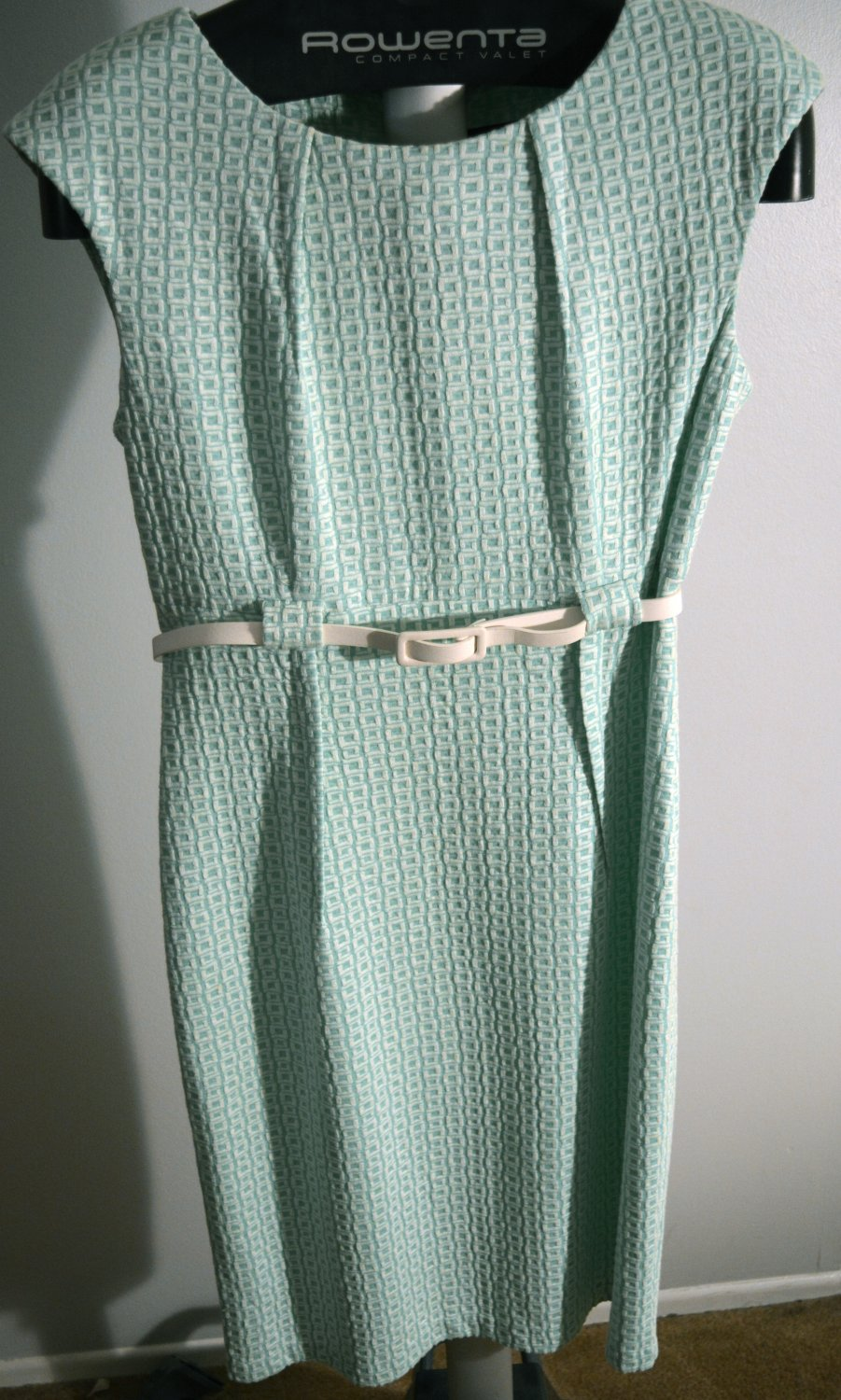 Connected Apparel Sleeveless Dress