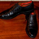 Allen Edmonds Hale Cap Toes black 11D