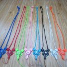 Detachable Neck Strap Lanyard Charming Rotatable Strap for Cell phone MP3 MP4 Mu