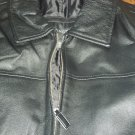 Covington Mens Leather Coat size M/M