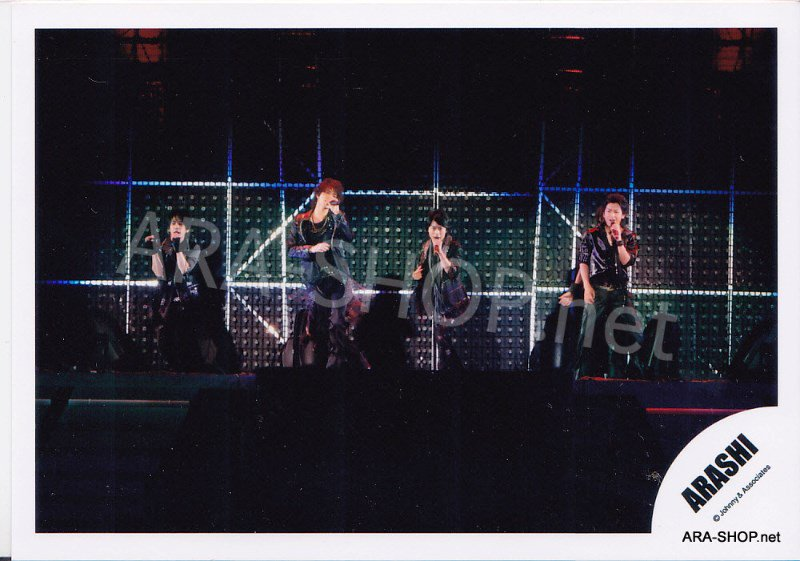 SHOP PHOTO - ARASHI - GROUP & MIX #047