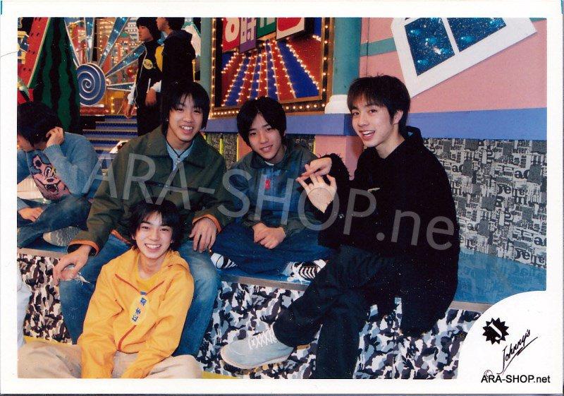 SHOP PHOTO - ARASHI - Johnny's Jrs. #062