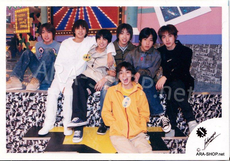 SHOP PHOTO - ARASHI - Johnny's Jrs. #063