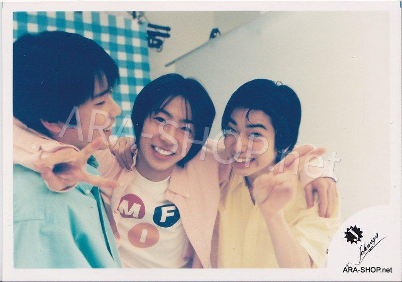 SHOP PHOTO - ARASHI - Johnny's Jrs. - AIBA NINO JUN #067