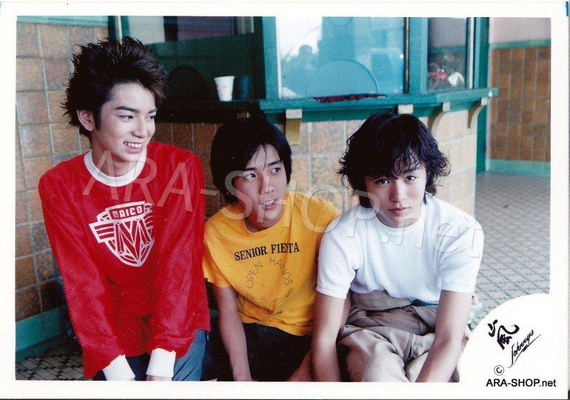 SHOP PHOTO - ARASHI - DEBUT in HAWAII 1999 #086
