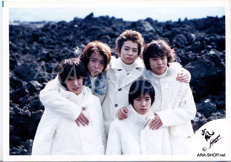 SHOP PHOTO - ARASHI - GROUP & MIX #089