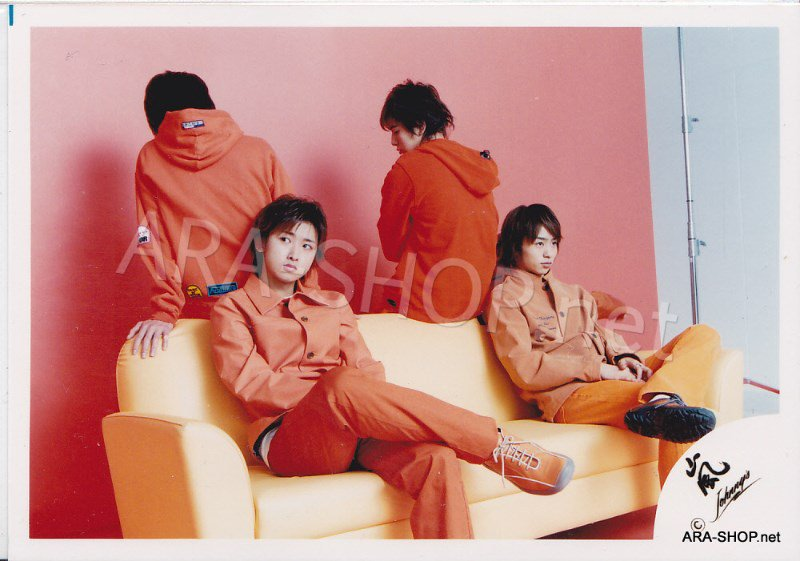 SHOP PHOTO - ARASHI - GROUP & MIX #093