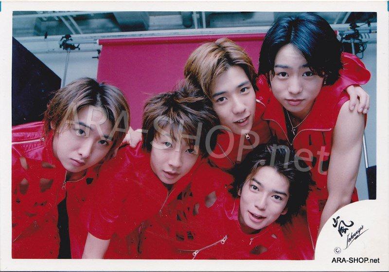 SHOP PHOTO - ARASHI - GROUP & MIX #100