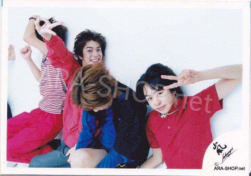SHOP PHOTO - ARASHI - GROUP & MIX #113