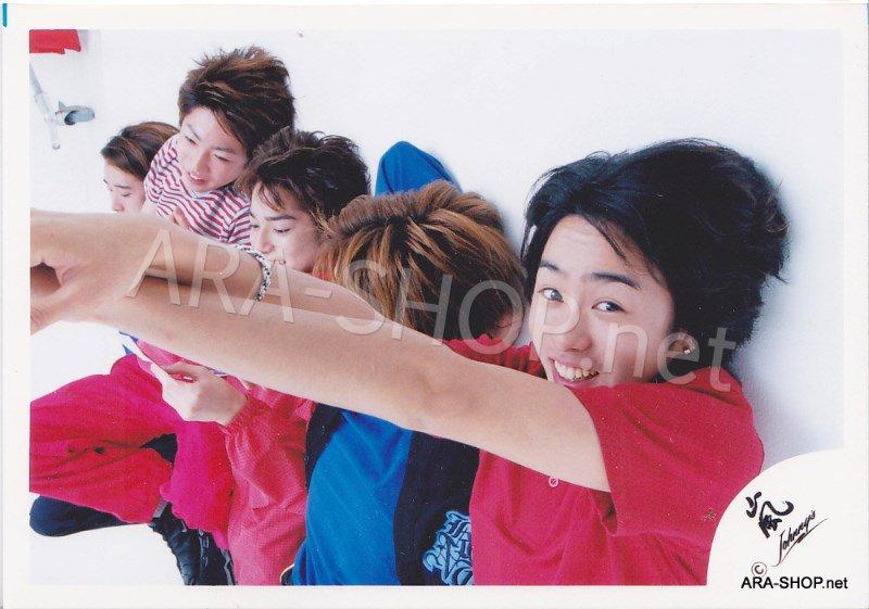 SHOP PHOTO - ARASHI - GROUP & MIX #114