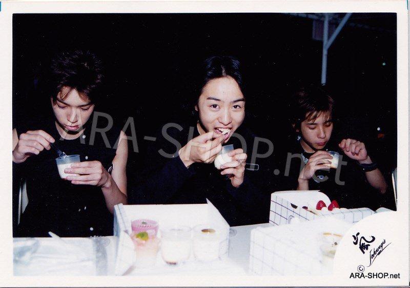 SHOP PHOTO - ARASHI - GROUP & MIX #117