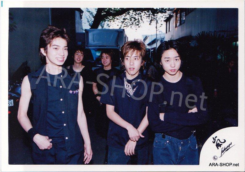 SHOP PHOTO - ARASHI - GROUP & MIX #118