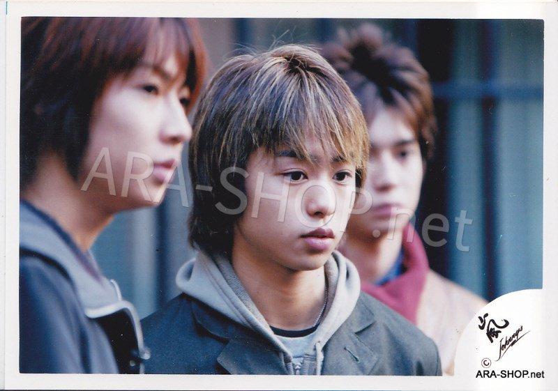 SHOP PHOTO - ARASHI - 2001 in New York #137