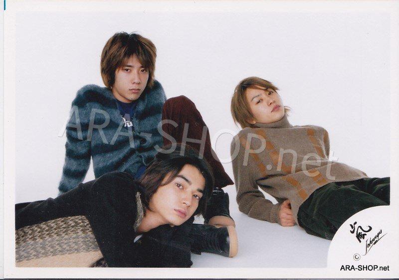 SHOP PHOTO - ARASHI - 2002 ~ 2003 ATARASHI ARASHI #165