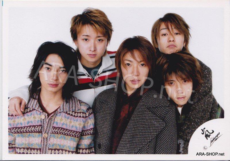 SHOP PHOTO - ARASHI - 2002 ~ 2003 ATARASHI ARASHI #168