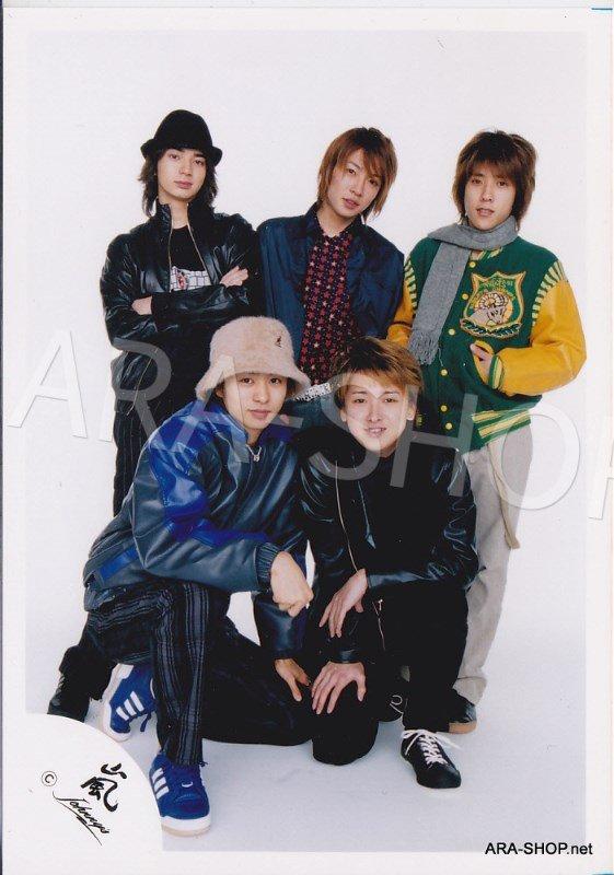 SHOP PHOTO - ARASHI - 2002 ~ 2003 ATARASHI ARASHI #172